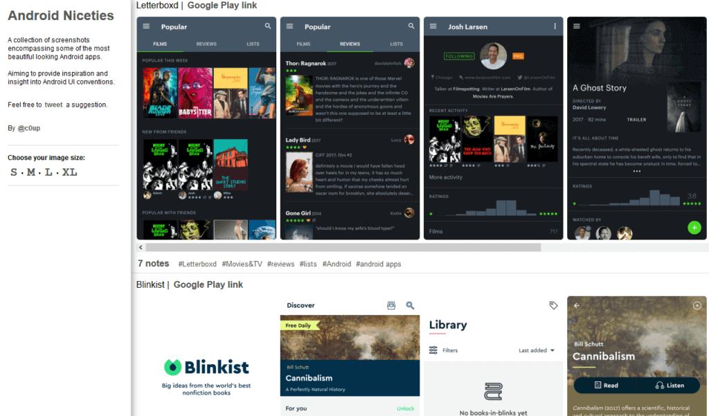 Top 10 Mobile UX/UI Design Pattern Libraries 21
