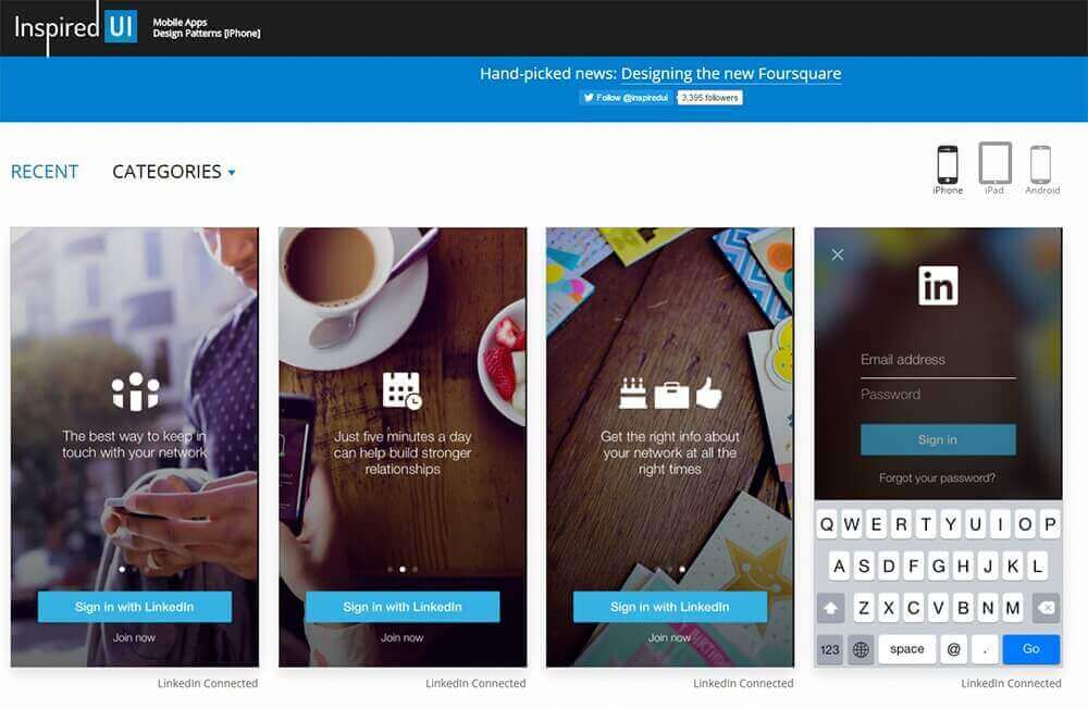 Top 10 Mobile UX/UI Design Pattern Libraries 17