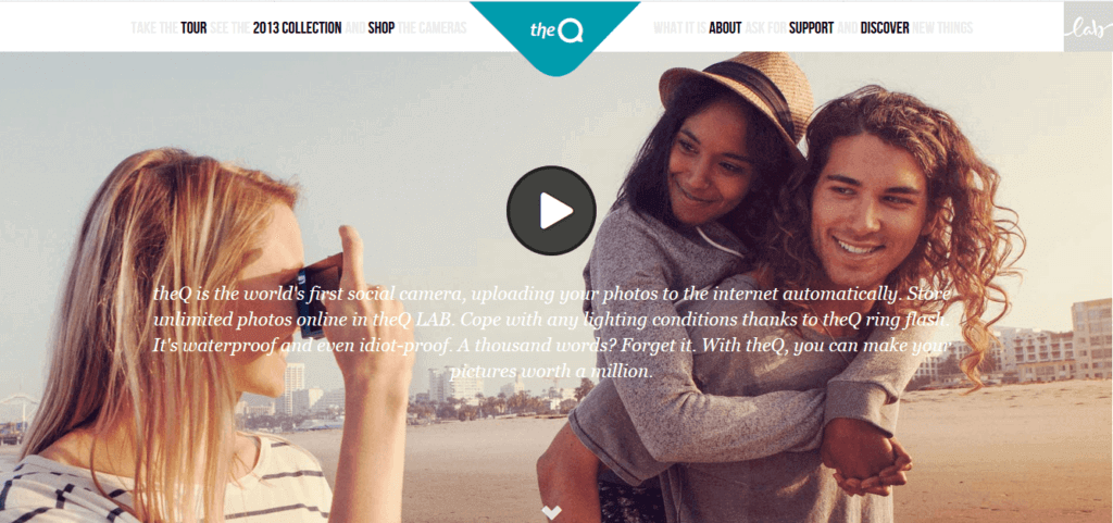 Using a Video Background on Your Website: 11 Examples 25