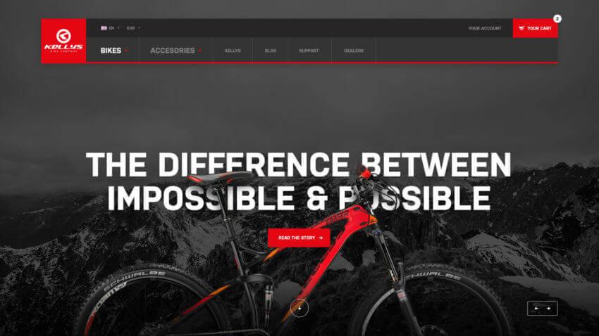 How to Create a Successful Website Header Design? 20