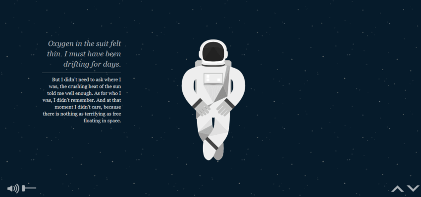 7 Examples of Parallax Scrolling Websites for Inspiration 18
