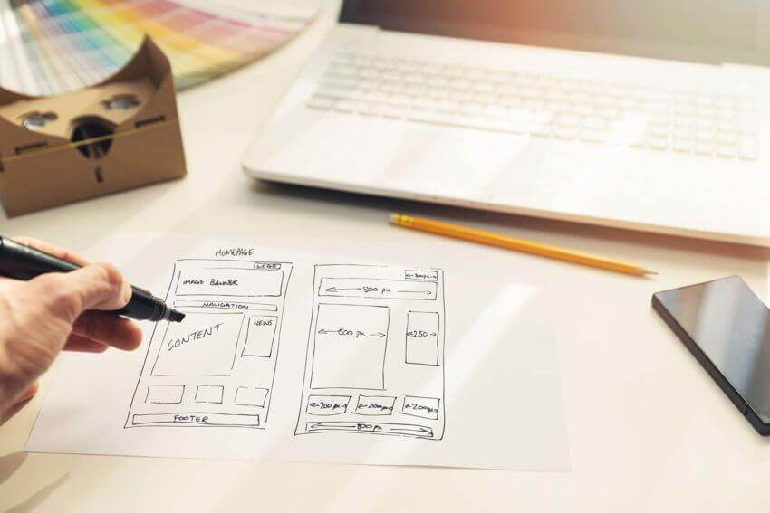 How to Create a Successful Web Design Mockup 19