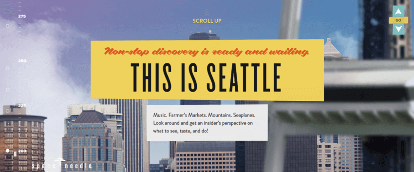 7 Examples of Parallax Scrolling Websites for Inspiration 16