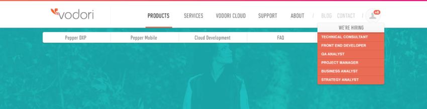 How to Create a Successful Website Header Design? 17