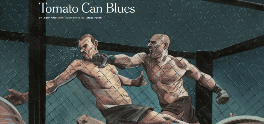 7 Examples of Parallax Scrolling Websites for Inspiration 21
