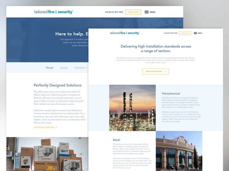 5 Best Practices of Using a Minimalist Web Design 19