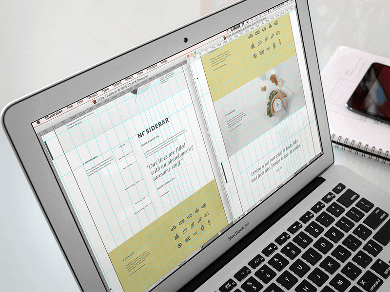 How to Create a Successful Web Design Mockup 20