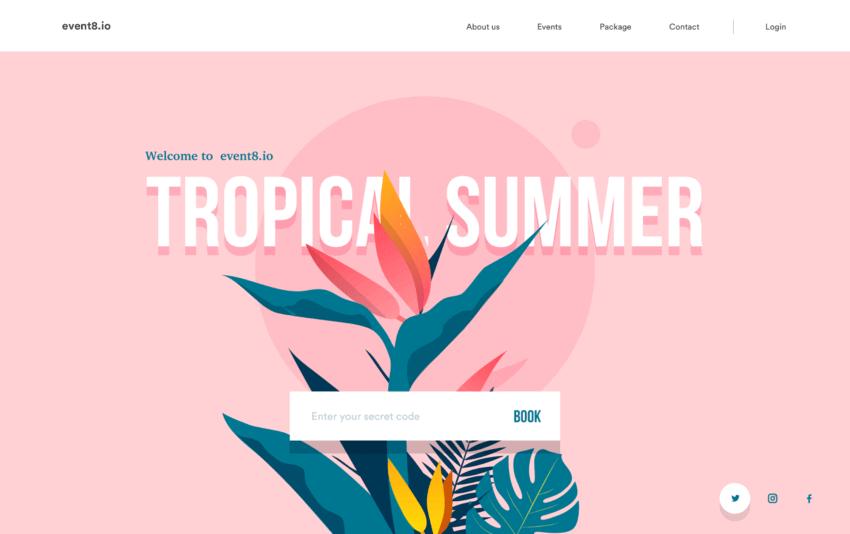 How to Create a Successful Website Header Design? 21