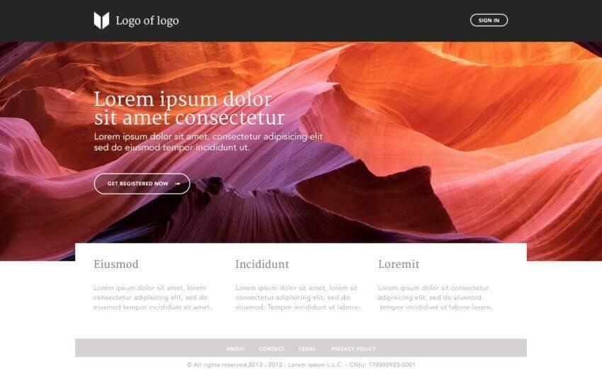 How to Create a Successful Website Header Design? 15
