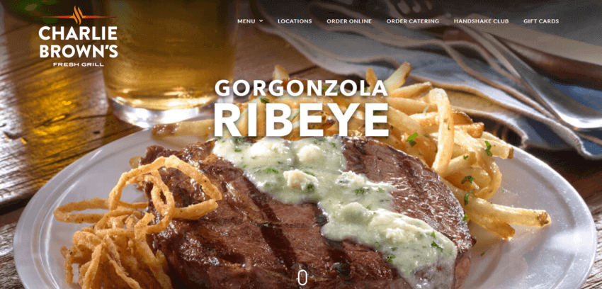 How to Build the Best Restaurant Website Design 25