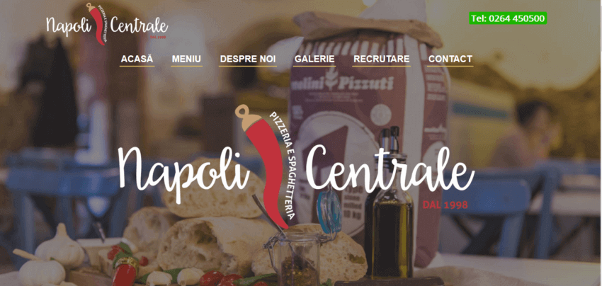 How to Build the Best Restaurant Website Design 28