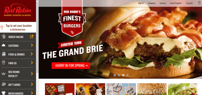 How to Build the Best Restaurant Website Design 31