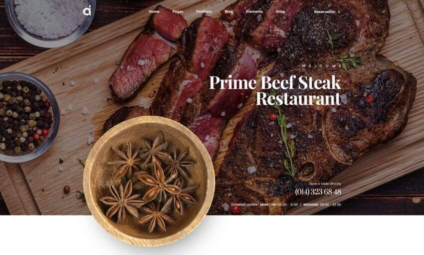 How to Build the Best Restaurant Website Design 20