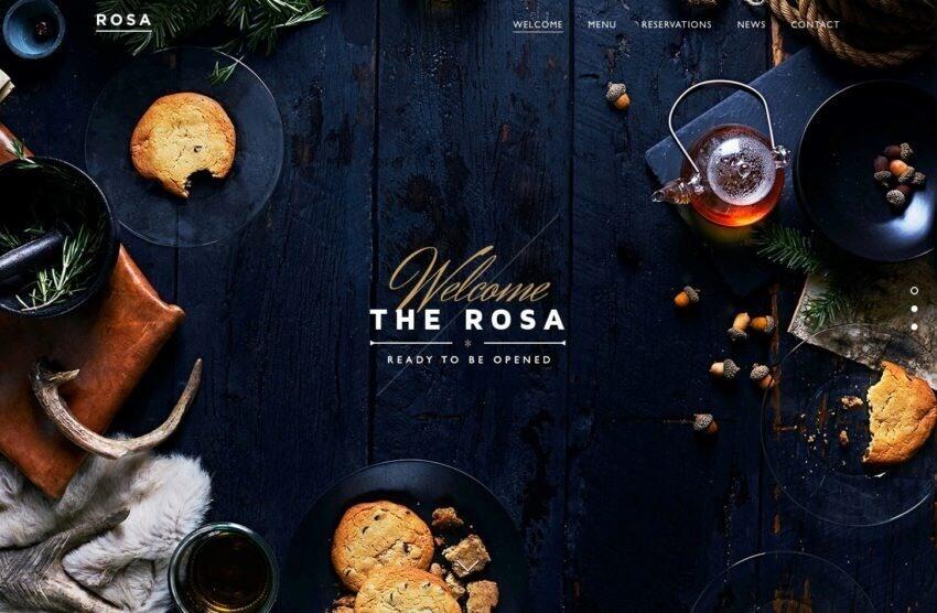 How to Build the Best Restaurant Website Design 16