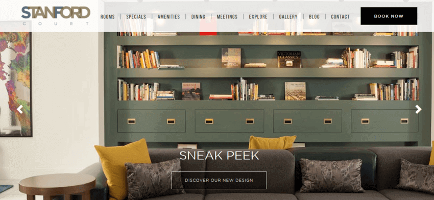 7 Tips For Perfect Hotel Website Design 22