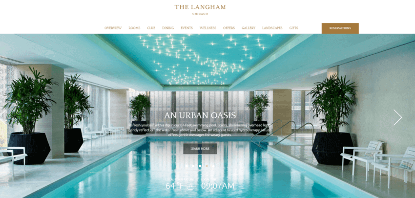 7 Tips For Perfect Hotel Website Design 21