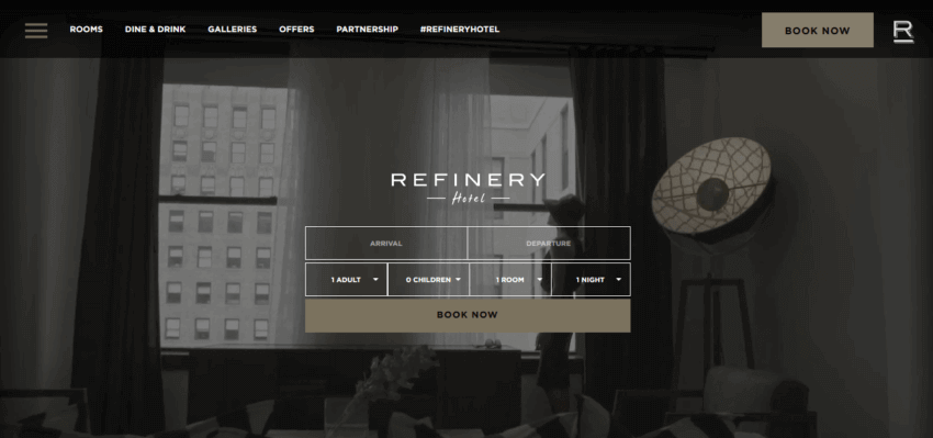 7 Tips For Perfect Hotel Website Design 25