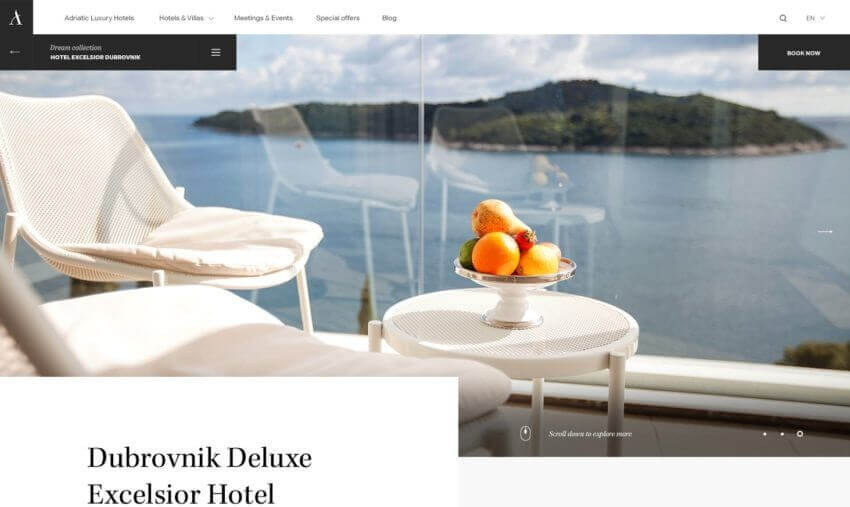 7 Tips For Perfect Hotel Website Design 15