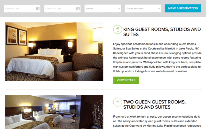 7 Tips For Perfect Hotel Website Design 16