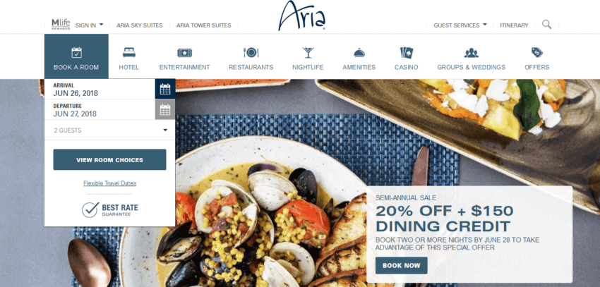7 Tips For Perfect Hotel Website Design 24