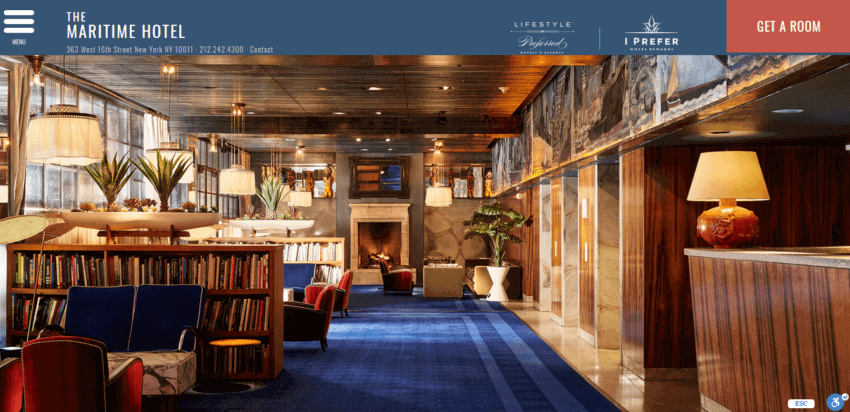 7 Tips For Perfect Hotel Website Design 26