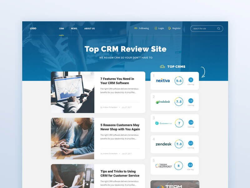 How to Create a Business Website Design? 20