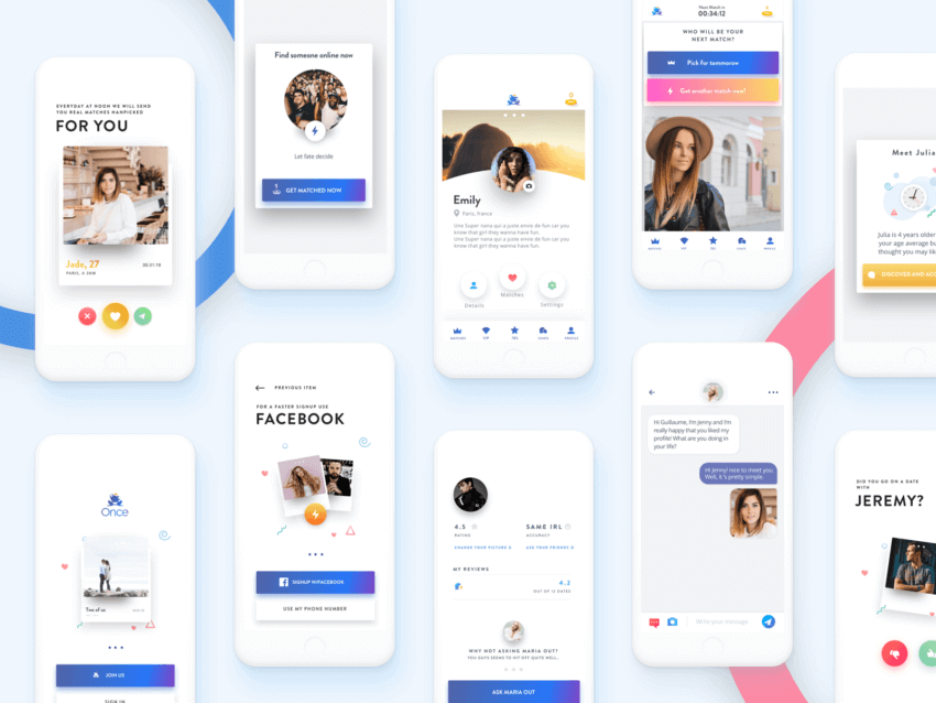 7 Best Tips to Create a Successful Dating App Design 15