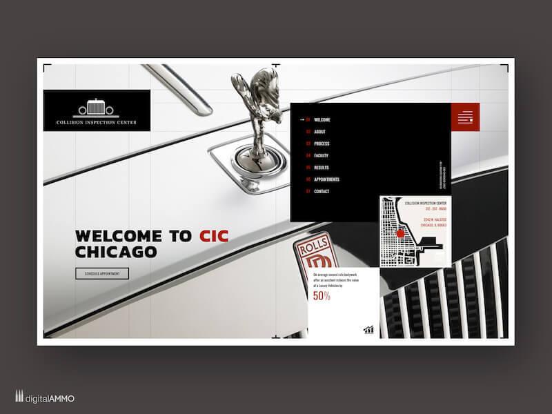 Automotive Website Design 15