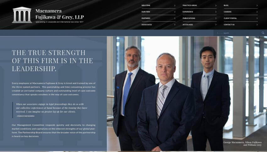 How to Create an Amazing Website Design For a Law Firm 19