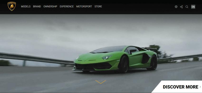 Automotive Website Design 24