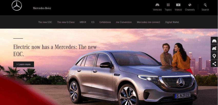 Automotive Website Design 25