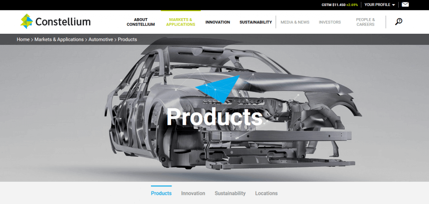 Automotive Website Design 27