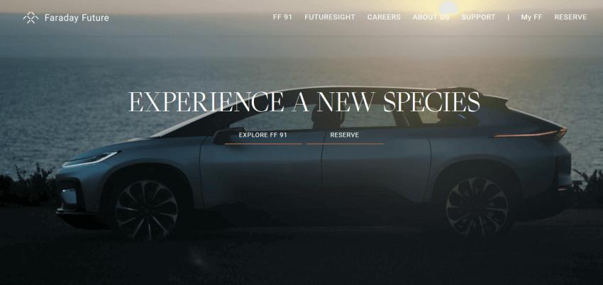 Automotive Website Design 28