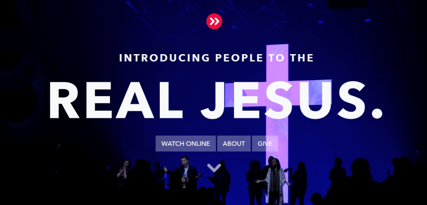 How to Build a Custom Church Website Design 25