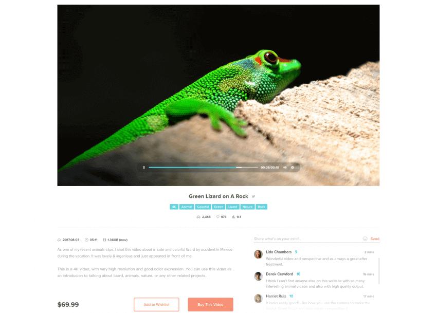 How to Create Interactive Website Design 16