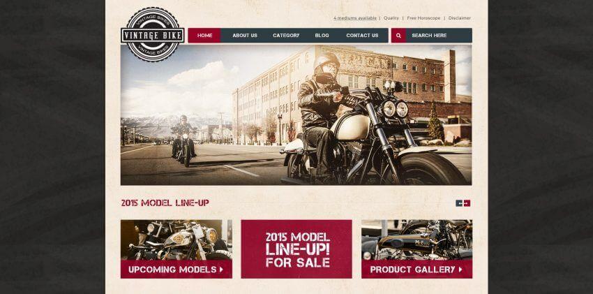 Automotive Website Design 18