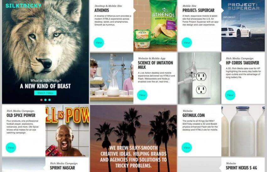 Modern website design trends with Examples And Tips for designing a Website 20