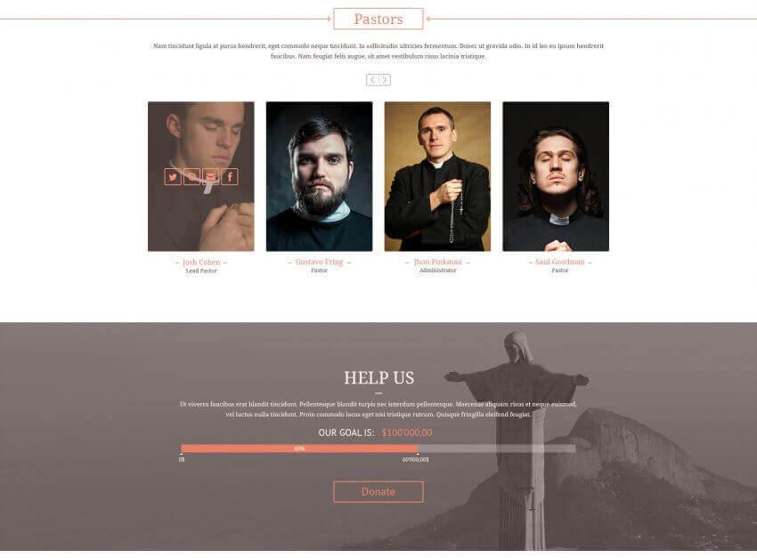 How to Build a Custom Church Website Design 21