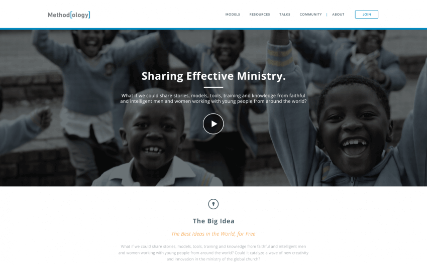 How to Build a Custom Church Website Design 17