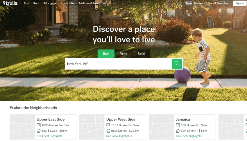 Real Estate Website Design: 5 Amazing Tips 23