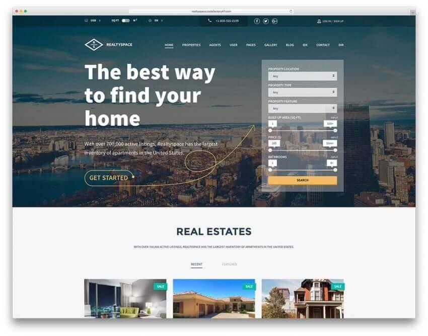 Real Estate Website Design: 5 Amazing Tips 18