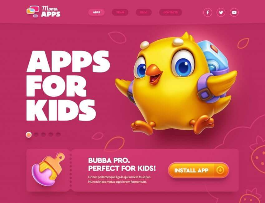 Designing Websites for Kids: The Best Practices and Trends 15