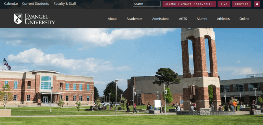 Educational Website Design 22