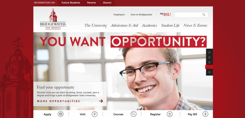 Educational Website Design 23
