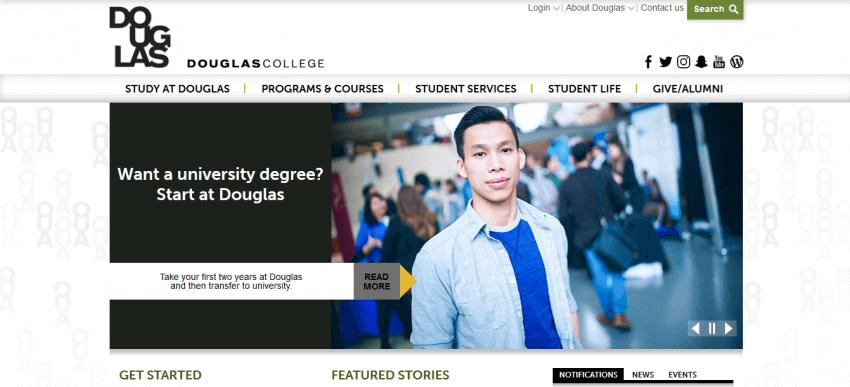 Educational Website Design 21