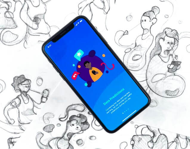 7 Tips to Create Engaging Illustrations for Mobile App Onboarding 17